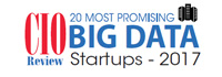 Top 20 Big Data Startups Solution Companies - 2017