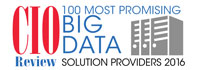 Top 100 Big Data Solution Companies - 2016