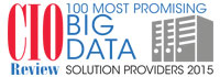 100 Most Promising Big Data Solution Providers 2015