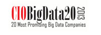 20 Most Promising Big Data Companies - 2013