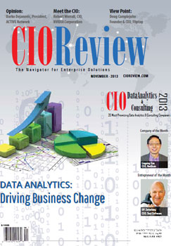 Top 20 Data Analytics Consulting Companies - 2013