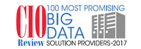 100 Most Promising Big Data Solution Providers - 2017
